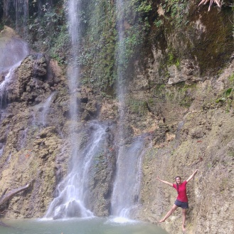 Bohol Blog, Blog Bohol waterfalls, how to get to bohol water falls, backpacking bohol falls, bohol blogger, bohol waterfalls blog