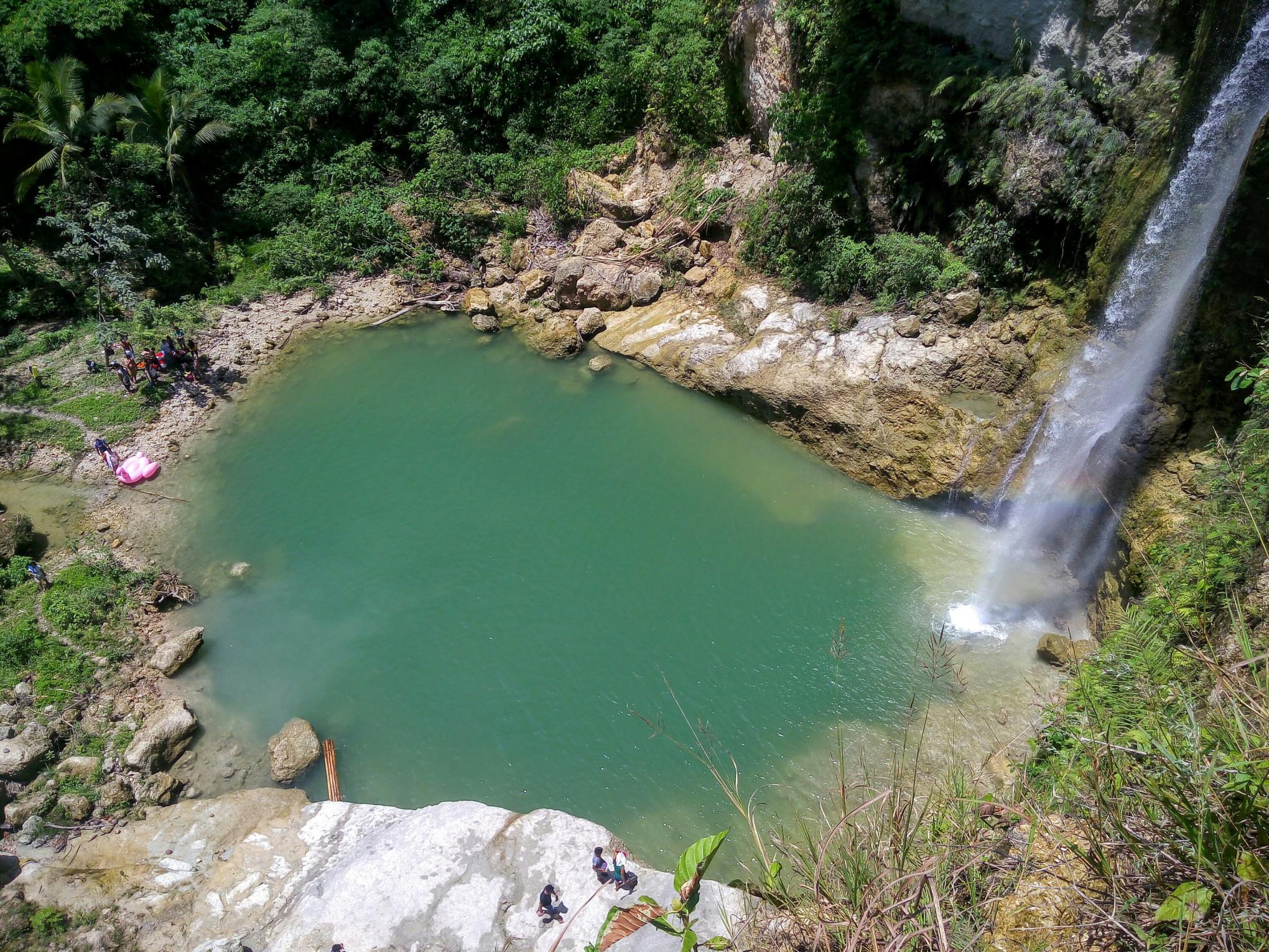bohol philippines blog, bohol falls, camugao falls bohol, camugao falls blog, falls balilihan bohol, bohol blogger