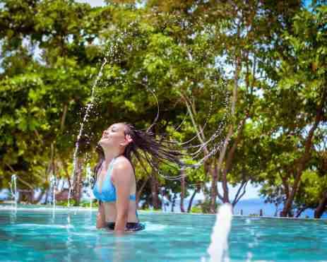 Amorita Panglao, Bohol, swimming pool