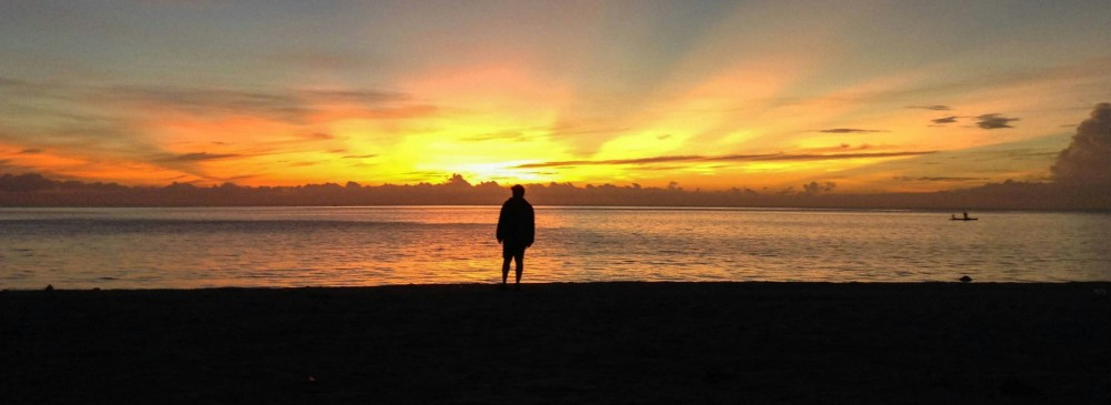 Anda Bohol Adventure,  beach camping, sunrise