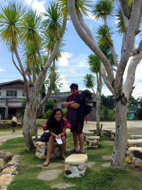 Anda Bohol Adventure blog, Anda camping,backpacking, how to get there