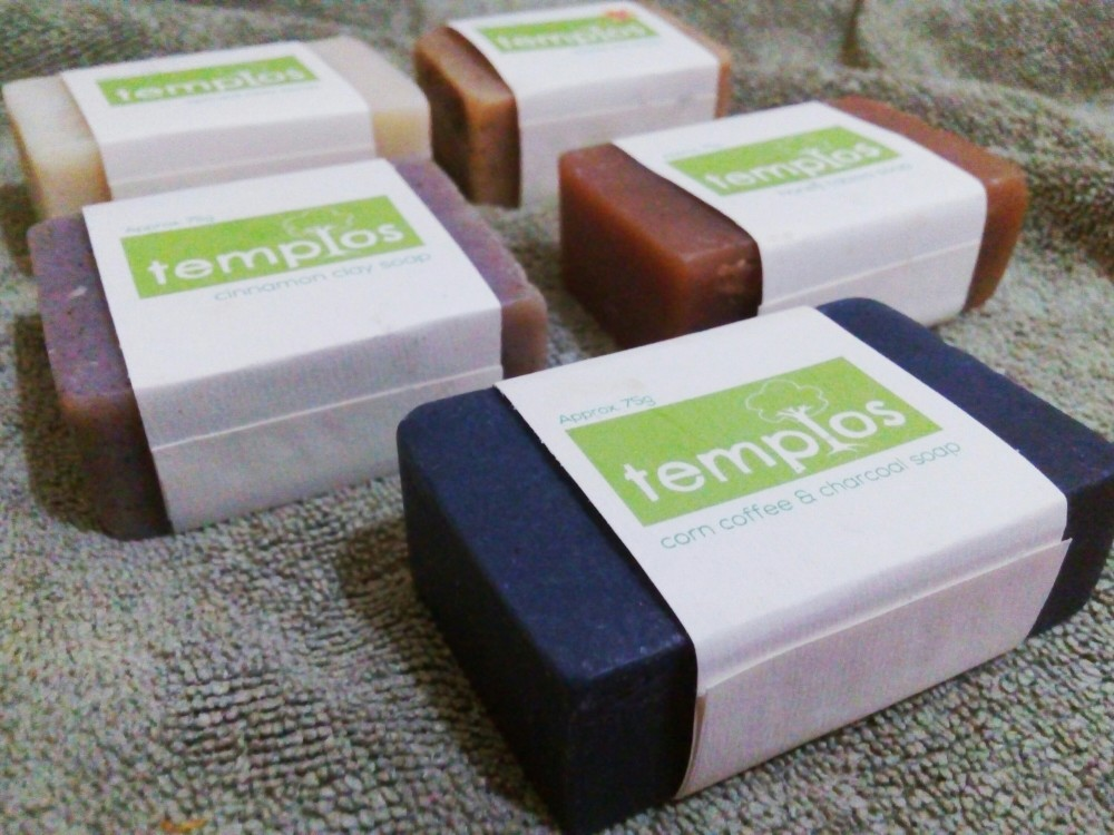 Handcrafted Soap Philippines, Organic Soap, All natural soap, Plastic free soap