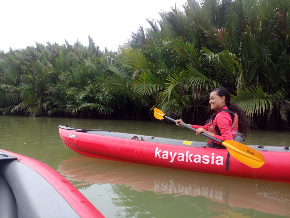 kayaking bohol, kayak adventure bohol, firefly watching bohol philippines,