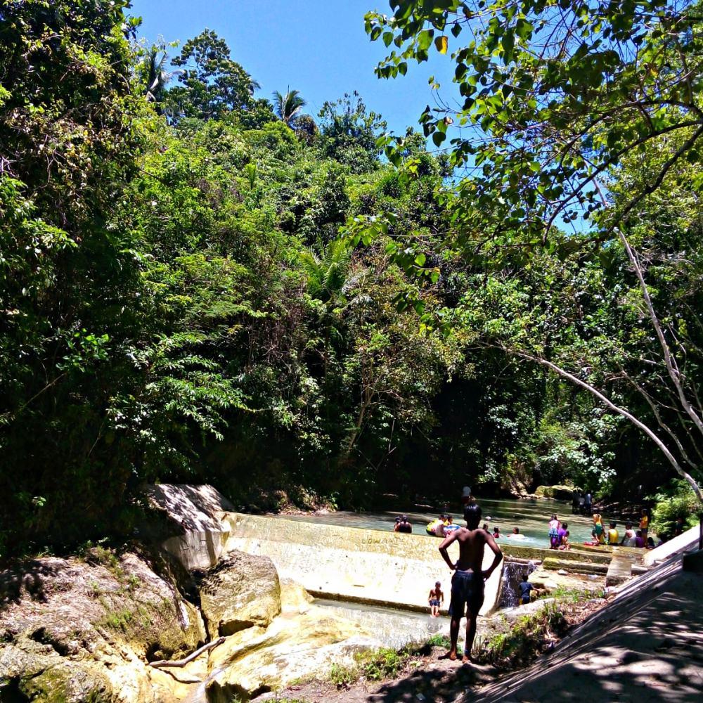 Binaliw Falls, Clarin, Bohol, Philippines, bohol falls